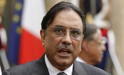 Ex-Pakistan President Zardari, sister placed in exit control list