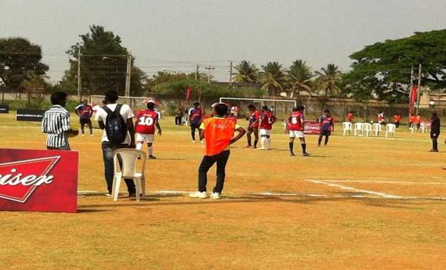 Selection Trials for HAL's Football Team; Opportunity for Talented Players