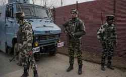 Militants attack Army vehicle in J&K