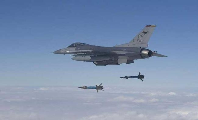 Lockheed Martin to manufacture F-16 wings in India