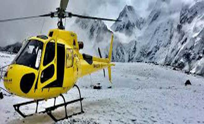 6 killed in Nepal helicopter crash