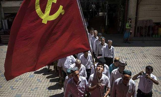 China accused of 'human rights violations' against Muslims