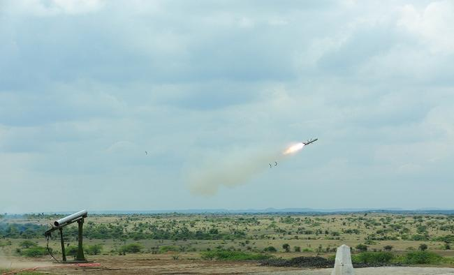 SECOND FLIGHT TEST OF MPATGM SUCCESSFUL