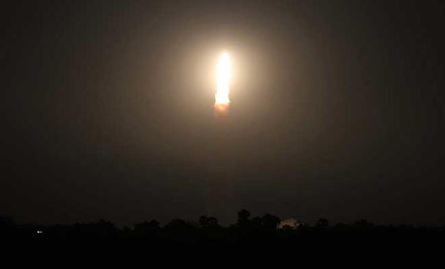 India's PSLV rocket successfully puts into orbit two UK satellites