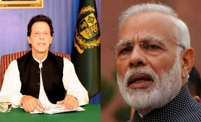 Disappointed at India's arrogant, negative response: Imran Khan