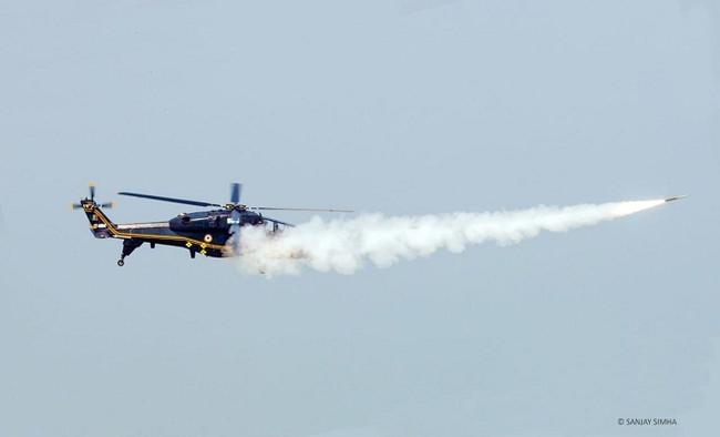 Light Combat Helicopter Demonstrates Unique Capability; Completes Weapon Trials