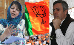 Political parties in J&K promise heaven to remain relevant on earth
