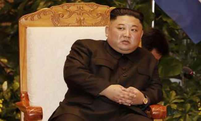 N.Korea may have conducted SLBM test launch: South