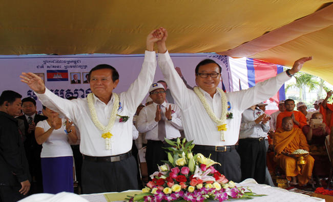 Cambodia tightens border security over opposition leader's return