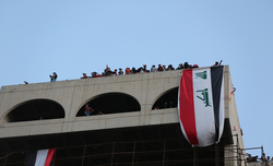 Iraqi govt blames protests for $6bn in losses