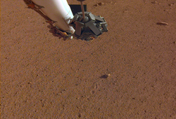 China unveils experiment for landing on Mars