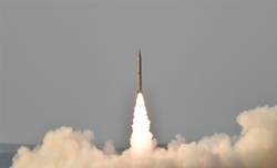 Pakistan tests Shaheen-1 missile