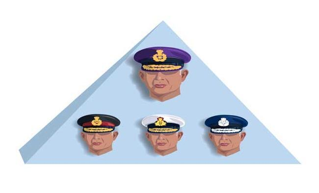 Govt. approves 4 star rank General as CDS