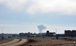 4 rockets hit military base housing US troops in Iraq