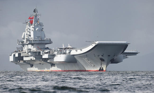 China to build four nuclear-powered aircraft carriers