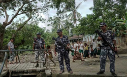 Myanmar Army shelling villages, blocking aid: Amnesty