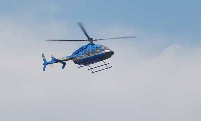 All planes, choppers booked for poll campaign