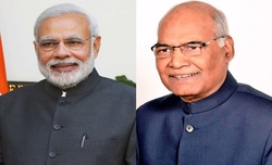 Kovind, Modi extend International Women's Day greetings