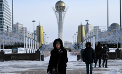 Kazakhstan renames capital as Nur-Sultan
