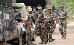 9,300 troopers deployed for Tripura East polling