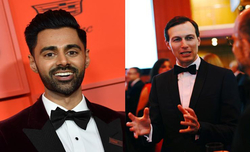 Hasan Minhaj calls out Jared Kushner over Saudi ties