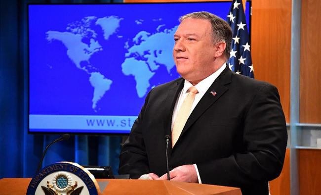 Pompeo visits Iraq amid tensions with Iran