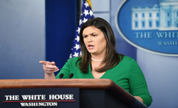 WH Press Secretary Sarah Sanders to step down