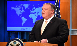 Pompeo to meet Indian leaders Wednesday; New Delhi wants de-escalation in Persian Gulf