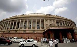 Government introduces eight Bills in LS in one hour