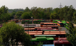 20 years since SC order, Delhi yet to meet 10K buses target