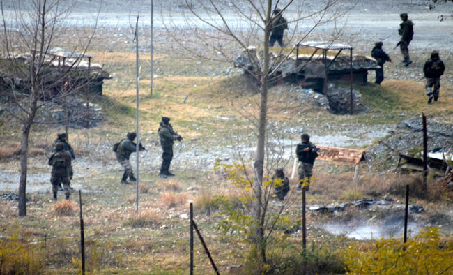 As LoC tension mounts, over a dozen terror camps reactivated in PoK