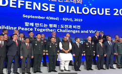 India inks two defence MoUs with South Korea