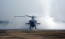 Apache has edge over Mi-35 in e-warfare, missile payload