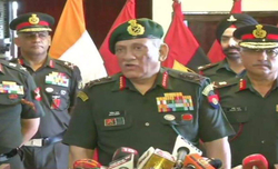 Pakistan has reactivated Balakot terror camps: Army Chief