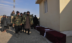 40 more Taliban militants surrender in Afghan province