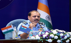 Threat matrix to India has become more complex, says IAF chief Bhadauria