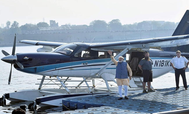 Seaplanes in India – The Way Forward