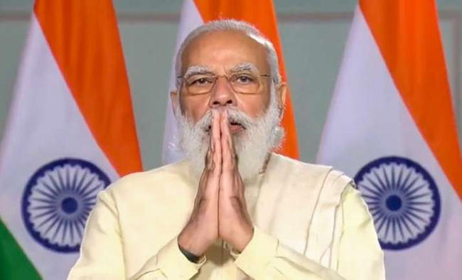 PM greets nation on Dhanteras, prays for prosperity, good health