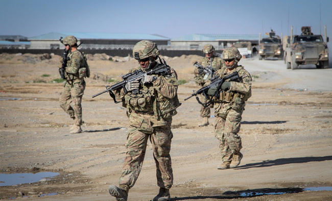 Trump's decision to cut troops in Afghanistan creates policy vacuum
