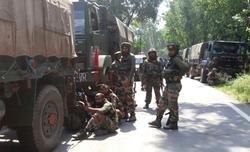 Security forces recover arms in J&K's Poonch