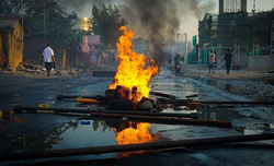 Delhi riots a 'terrorist activity', says police in charge sheet