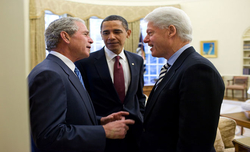 Obama, Bush, Clinton to reassure vaccine safety amid wide sceptism