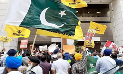 Khalistan is Pak project, threat to national security: Canadian report