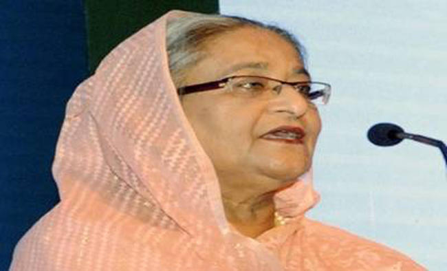 Hasina rejects quota call for English-medium students