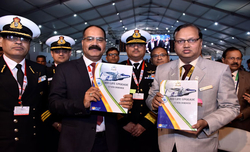 HAL Signs Pacts with Rosoboronexport, Coast Guard, IIT Kanpur and TAPL
