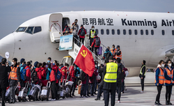 Families of Pakistanis stranded in China reject govt briefing