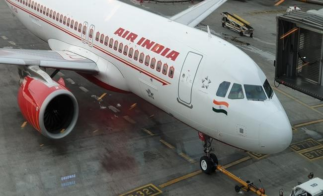 AI sends aircraft to Milan to bring back stranded Indians