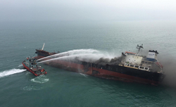 Remains of 3rd Indian killed in UAE tanker fire repatriated