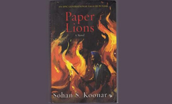 Author Sohan Koonar's 'Lions' trilogy could well be India's 'Gone With The Wind'