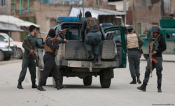 Terror attack at Afghanistan temple, casualties feared